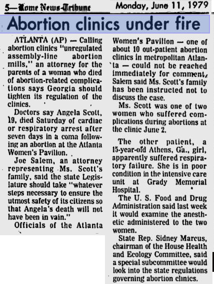 AngelaScottRomeGANewsTribune11June1979.png