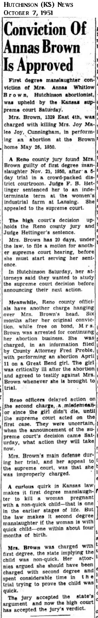 JoyJoyHutchinsonKSNews7Oct1951.png